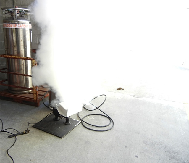 Cryo co jet cryogenic special effects fx