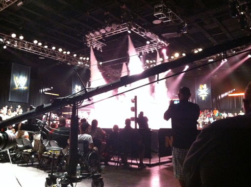 WWE NXT Special Effects Provider Zigmont Magic FX